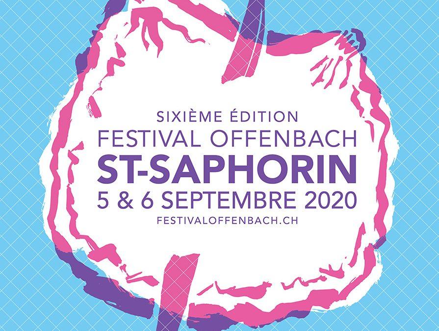 Festival de St-Saphorin Date : Septembre 2020